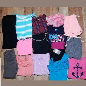 Girls Clothing Bundle Size 7/8